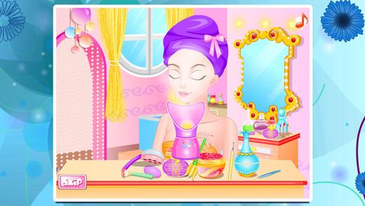 芭蕾女王的水疗沙龙