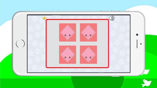 动物 记忆 配对游戏