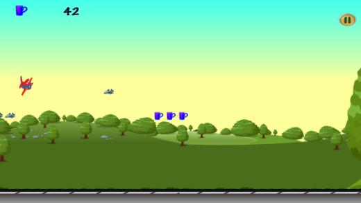 平面巴兹拉什 - 空中收集游戏的孩子 支付