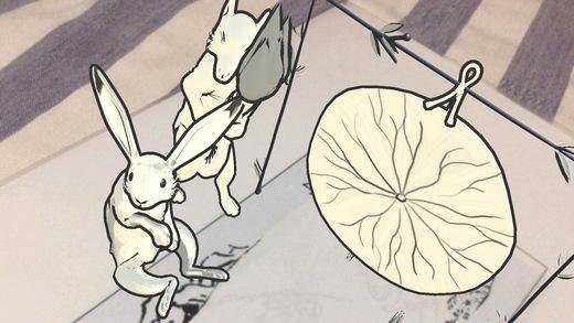 AR鳥獣戯画