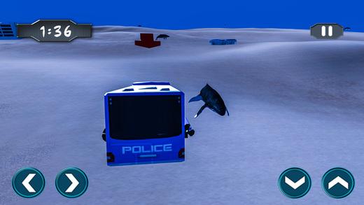 水下囚犯运输和巴士模拟器