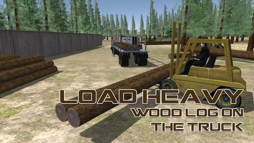 3D记录卡车司机 - 驾驶大型货车的货物在此驾驶模拟器游戏
