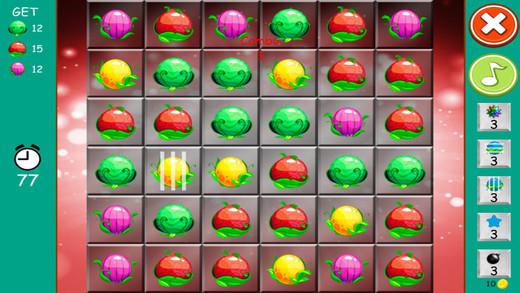 糖果疯狂农场 - 愉快的连接