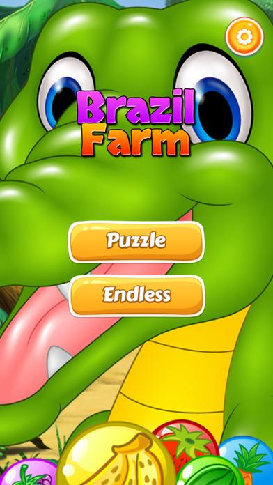 巴西农场 - 爆裂球