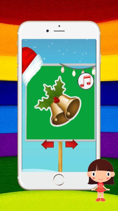学习英语词汇月和圣诞节游戏教育为孩子免费!