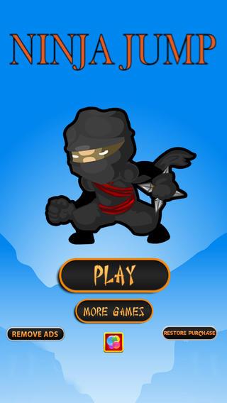 忍者超级高飞跳 - 跳无限免费游戏