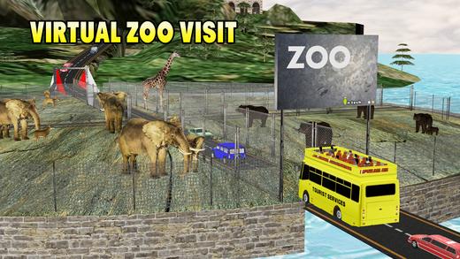 旅游卡车 - 城市高速公共汽车司机模拟
