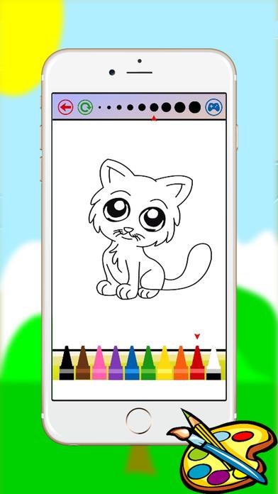 彩图猫对于所有年龄段的孩子