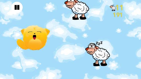 数羊,要想睡得好:游戏 睡觉 儿童