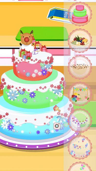 儿童游戏-烹饪蛋糕大师