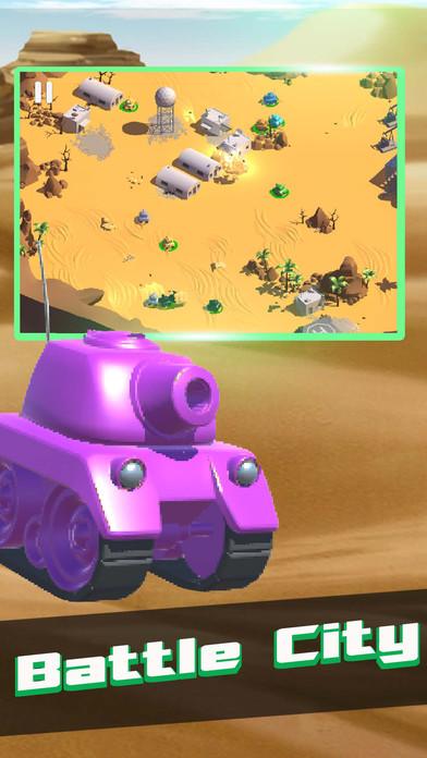 坦克大作战 2017: 经典坦克大战3D无尽版