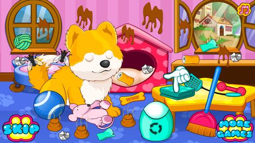 宠物沙龙店—照顾和换装游戏
