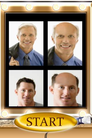 自助变秃售卖亭 © HD Lite (Bald Kiosk)
