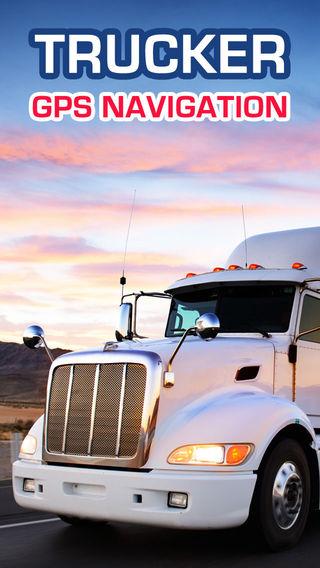 卡车司机 - GPS卡车