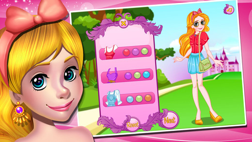 公主游戏合集-冰雪女王的派对