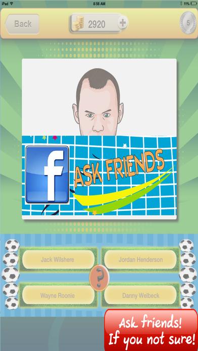 猜球员足球照片竞猜  ,  现在下载有乐趣!