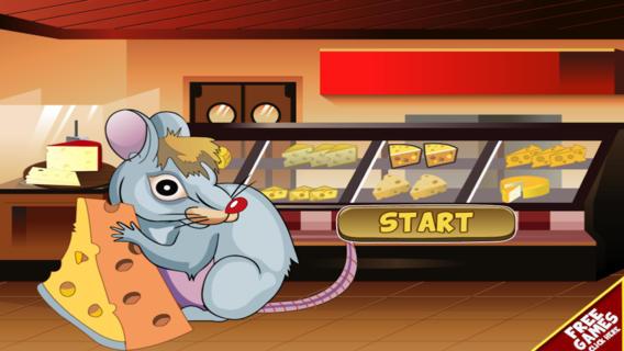 快速的老鼠赛跑狂乱 - 饥饿的啮齿动物救援疯狂