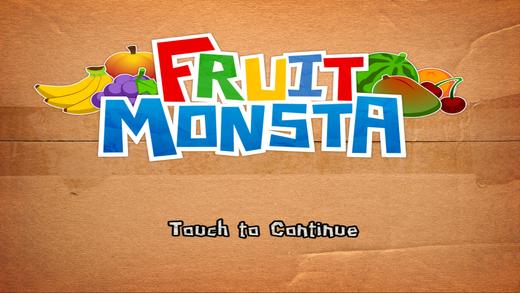儿童游戏 - Fruit Monster Lite(水果怪兽)