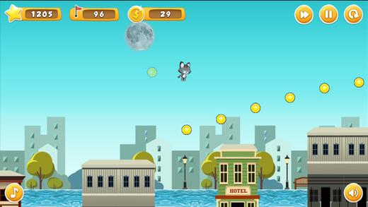 猫亚军 - 免费探险运行游戏为孩子