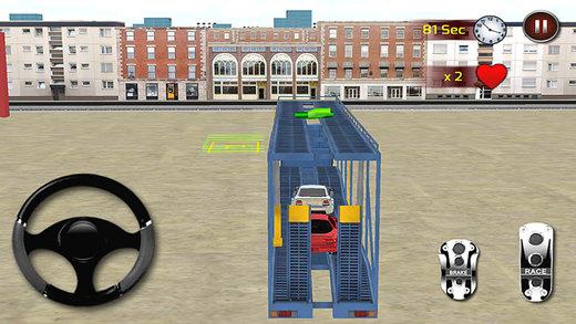货机卡车转运模拟器:卡车挑战赛