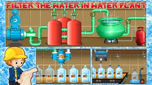 矿泉水瓶厂 - 疯狂饮料制造商