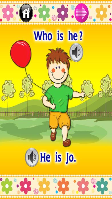 学习英语词汇:免费学习教育游戏的孩子容易理解