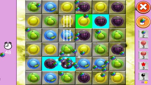 自然水果传奇 - 森林的颜色和益智世界