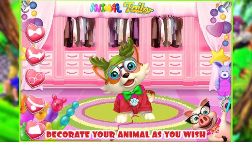动物裁缝店 - 疯狂的宠物装扮精品店