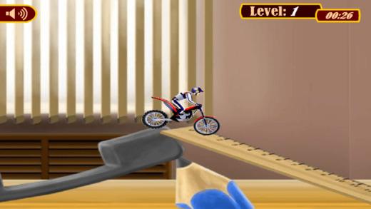 办公室自行车比赛