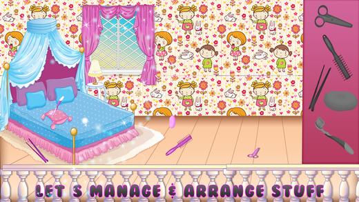 宠物沙龙 - 赐浴,换装和化妆来的小狗在这个游戏的孩子