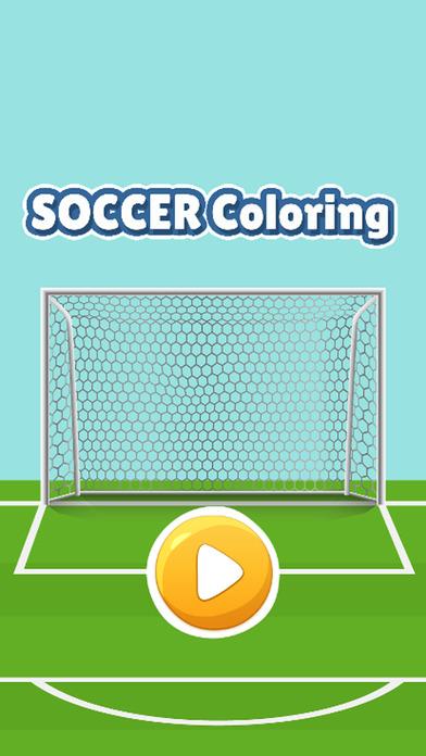 梦为孩子们的足球游戏的图画书