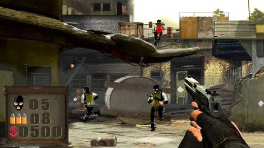 反恐狙击战争