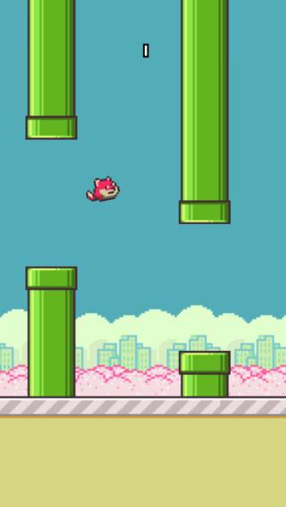 小狐狸跳跳之难过Flappy坑爹Bird版
