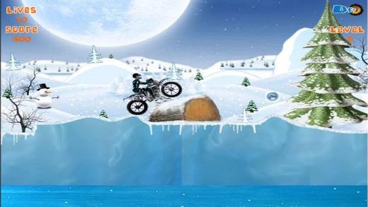 冬季极限摩托