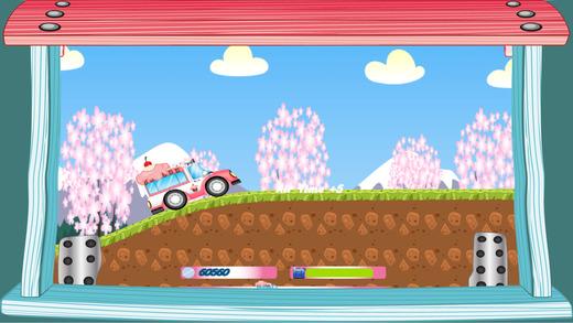 食品的卡车2驾驶游戏