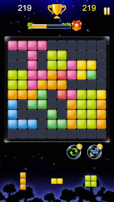 1020方块消消乐 - 彩色方块消除休闲游戏