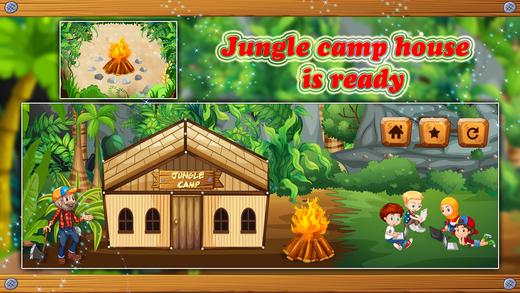 丛林训练营模拟器 - 儿童冒险