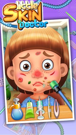 小小皮肤医生 - 儿童游戏