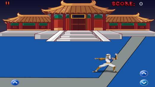 忍者与海盗攻击 - 亚洲防务战士 FREE