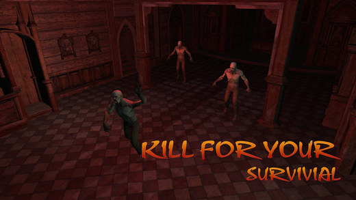 致命的僵尸猎人模拟器 - 杀死极端狙击手射击不死