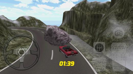 跑车赛车游戏