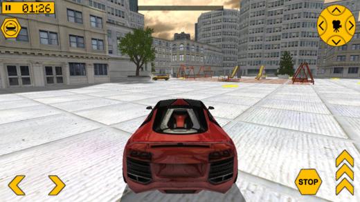 跑车漂移赛车游戏高清