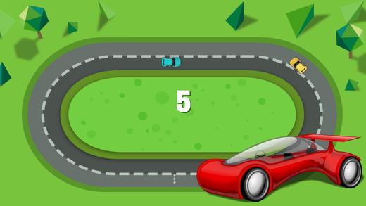 街驾车 - 赛车快不死机游戏