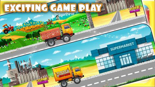 面粉厂孩子游戏 - 食品制造商狂热