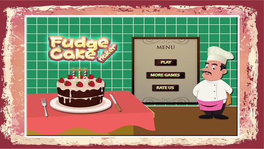 忽悠蛋糕制造者 - 烤美味可口的蛋糕在这个烹饪厨师游戏的孩子
