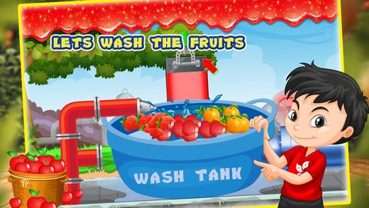 水果果酱厂 - 美味食品保鲜厨师