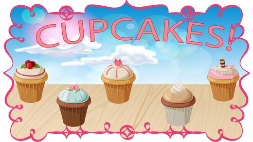 美味的蛋糕设计的游戏