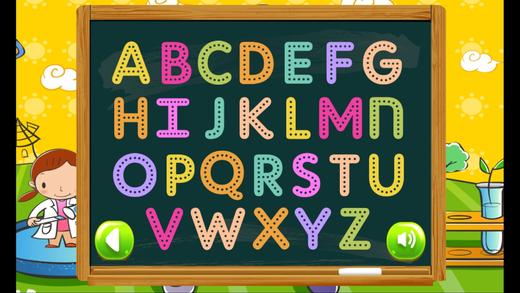 简单的ABC学习词汇动词英语单词