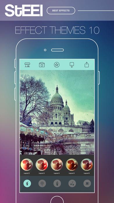 STEEL™文青相机Plus- 顶级保护贴品牌STEEL联名版自拍照片神器