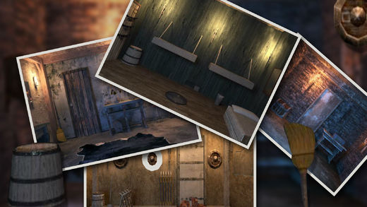 密室逃脱:逃出神秘兵营